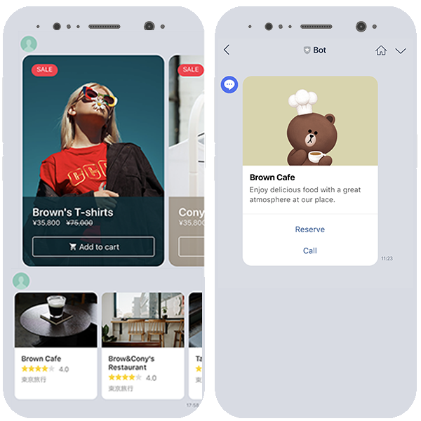 line official chatbot